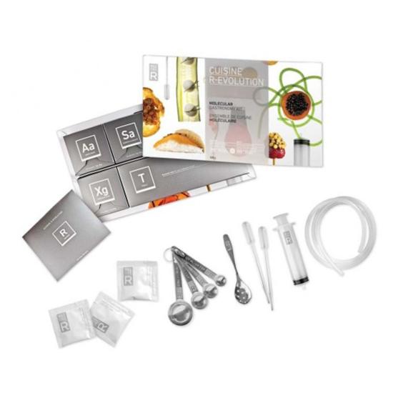 molecular gastronomy starter kit modernist cuisine at home