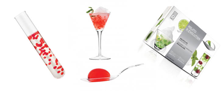 Molecular Mixology Kits
