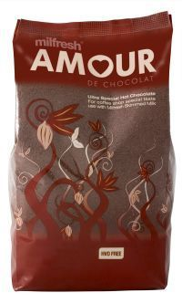 Amour Luxurious Hot Chocolate – 1kg Powder