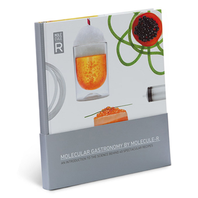 Molecular Gastronomy Cookbook