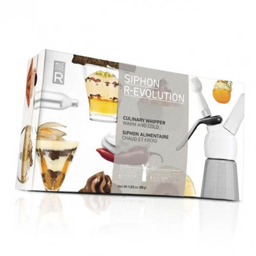 Siphon R-evolution - molecular gastronomy kit