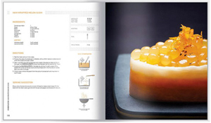 molecular gastronomy recipe book