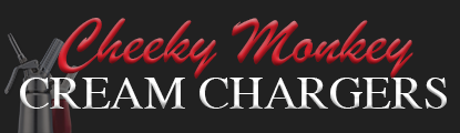 Cheeky Monkey Cream Chargers Logo